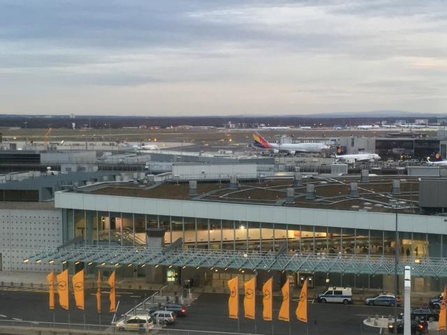 ドイツ空港