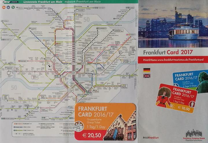 フランクフルトカード