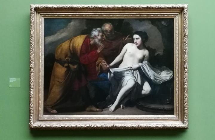 マッシモ・スタンチオーネ スザンナと二人の老人