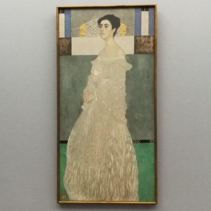 マルガレーテ・ストンボロ=ヴィトゲンシュタインの肖像 グスタフ・クリムト
