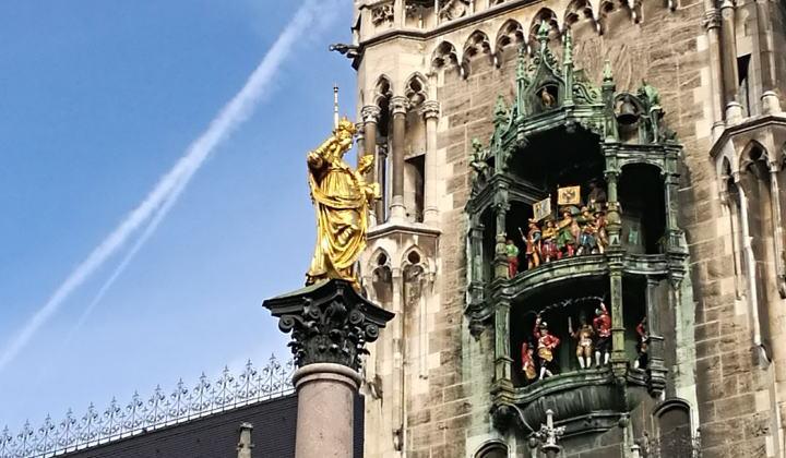 ミュンヘン新市庁舎 仕掛け時計