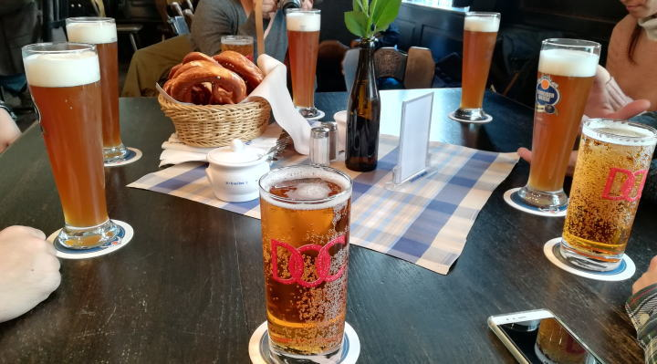 ヴァイセス・ブロイハウス ビール