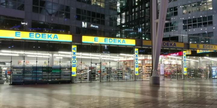 ミュンヘン空港 EDEKA