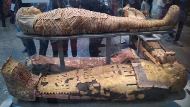 エジプト ミイラ