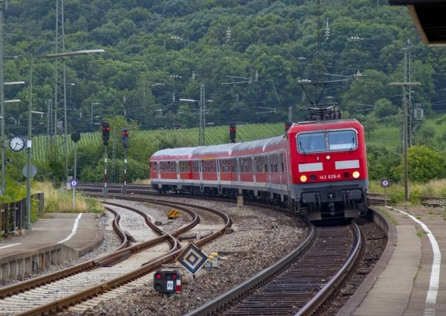 ドイツ鉄道DB