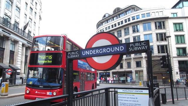 ロンドン公共交通機関