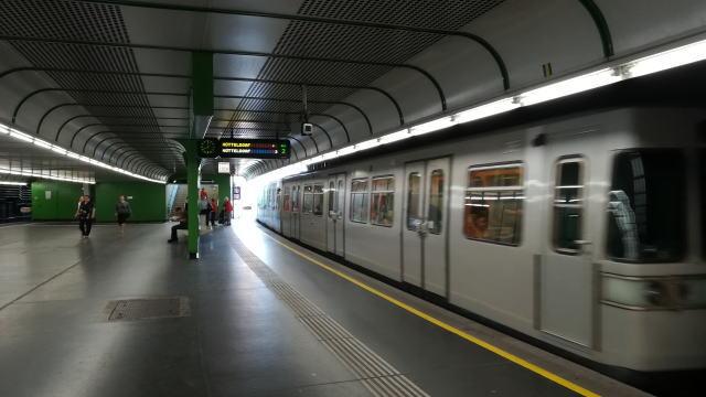 ウィーン公共交通機関