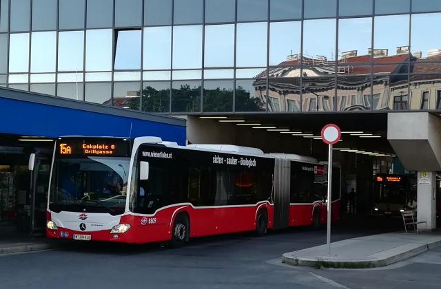 ウィーン バス