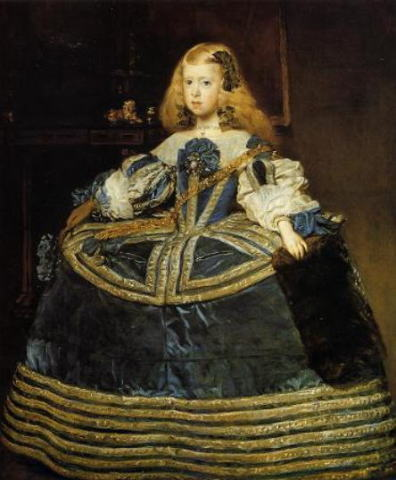 ディエゴ・ベラスケス マルガリータ王女