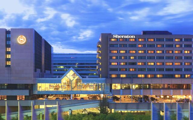 シェラトン フランクフルト エアポート ホテル&カンファレンスセンター