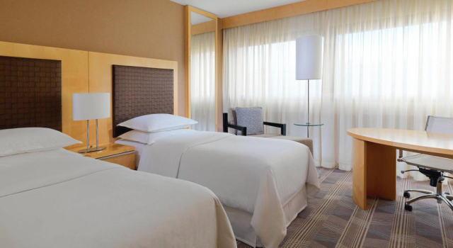 シェラトン フランクフルト エアポート ホテル&カンファレンスセンター 室内