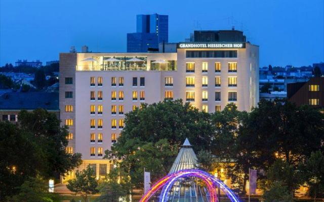 グランドホテル ヘンシャー ホフ ホテル フランクフルト