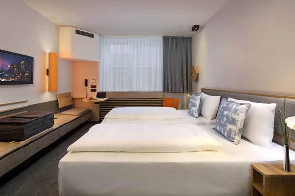 フレミングス エクスプレス ホテル フランクフルト 室内