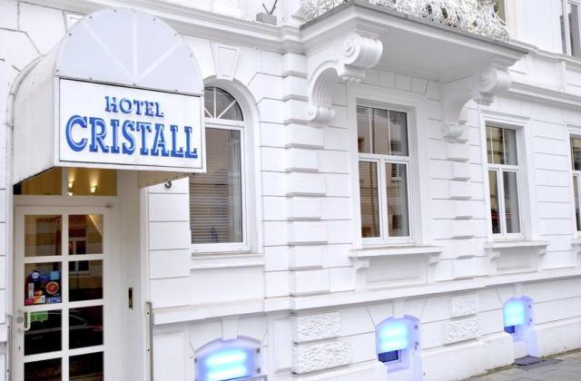 ホテル クリスタル フランクフルト シティ
