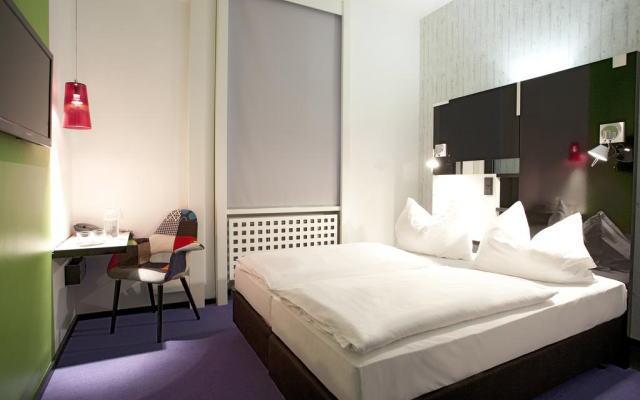 ホテル クリスタル フランクフルト シティ 室内