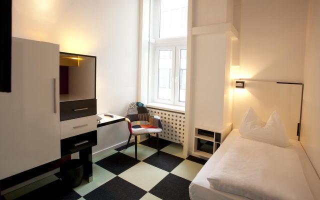 ホテル クリスタル フランクフルト シティ シングル