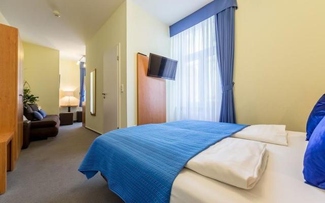 エクスポ ホテル フランクフルト 室内