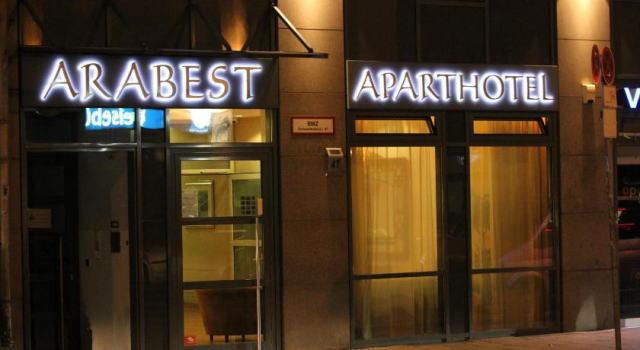 アラベスト アパートホテル