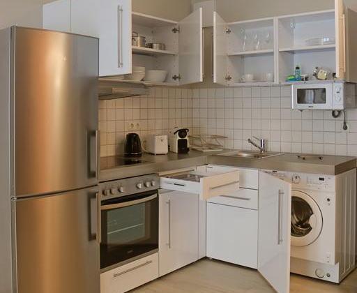 アラベスト アパートホテル キッチン