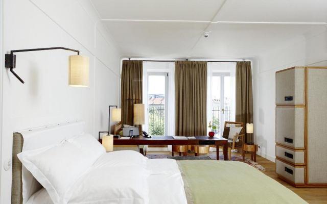 ルイス ホテル 室内