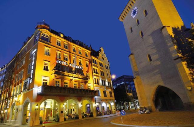 ホテル トルブラウ