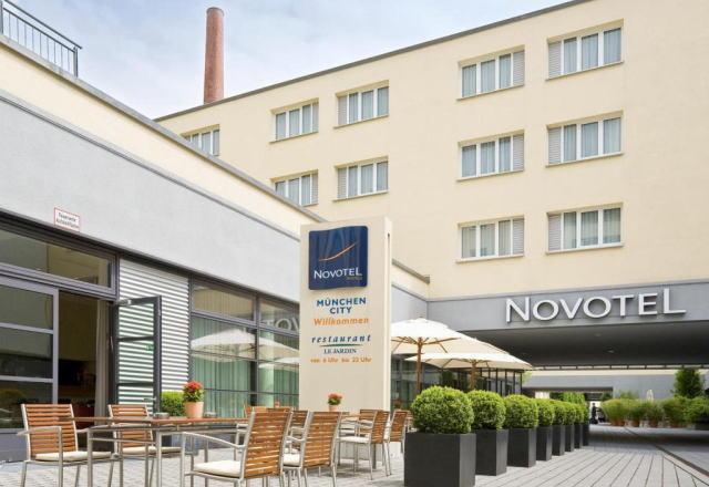 ノボテル ミュンヘン シティ