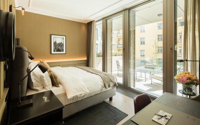 ホテル ミュンヘン パラス 室内