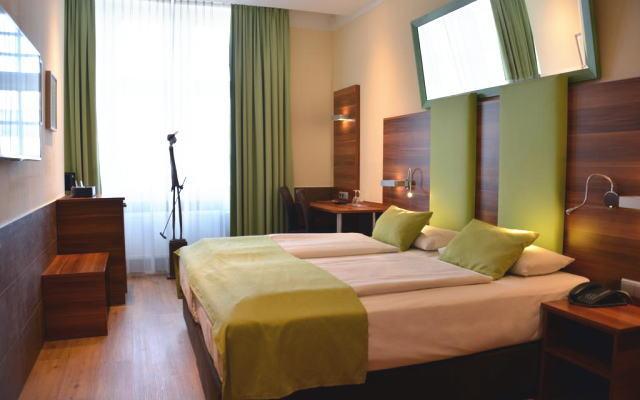 アートホテル ミュンヘン 室内
