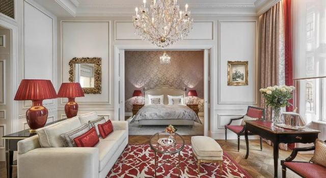 ホテル ザッハー ウィーン 客室