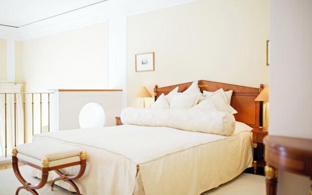 パレ コーブルク ホテル レジデンツ 客室