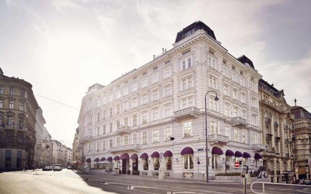 ホテル サンスーシ ウィーン 外観