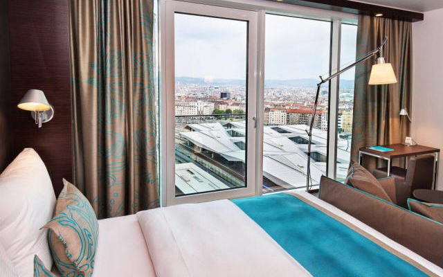 モーテル ワン ウィーン ハウプトバーンホフ 室内