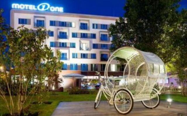 ウィーンおすすめホテル モーテルワン