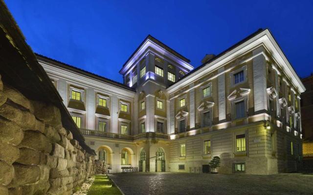 パラッツォ モンテマルティーニ ローマ ア ラディソン コレクション ホテル