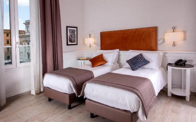 プリンセプ ブティック ホテル 客室